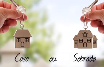 CASA OU SOBRADO | COMO ESCOLHER?