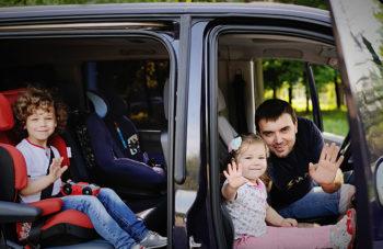 Cansadas da violência e correria de grandes cidades, famílias rumam para o interior