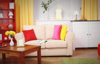 Decorando a sala de estar – dicas valiosas.