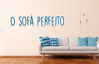 Escolha o sofá ideal para a sala