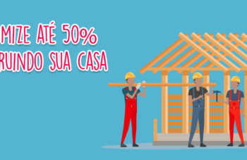 Construir sua própria casa economiza até 50%