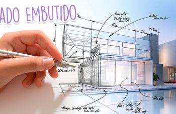 Telhado Embutido: o queridinho das casas modernas