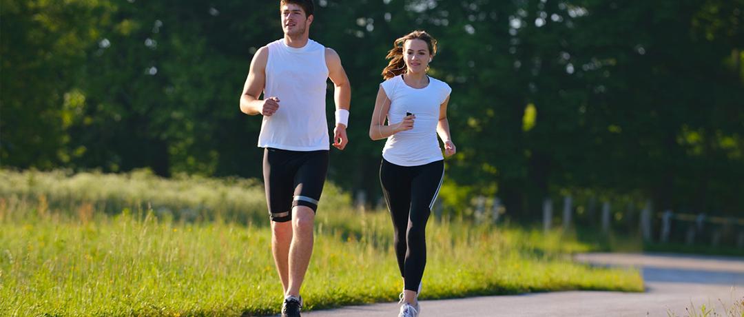 Os benefícios das atividades físicas ao ar livre